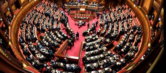 taglio parlamentari riforma m5s