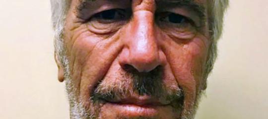Epstein suicidio segreti