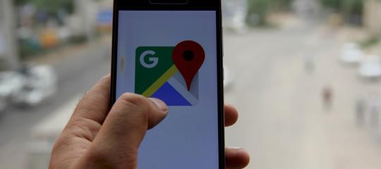 google mapslive view