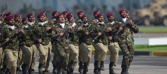 kashmir  guerra india pakistan