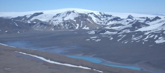 islanda funerale ghiacciaio