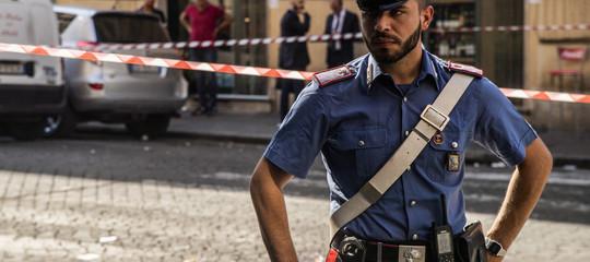 carabinieri polizia roma scooter