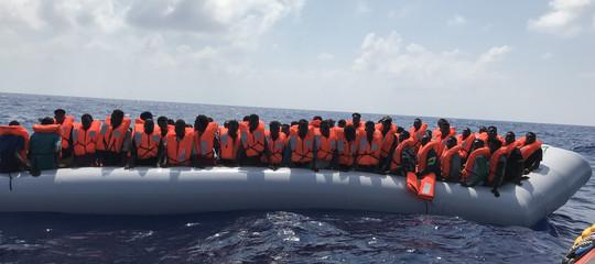 conte salvini migranti open arms