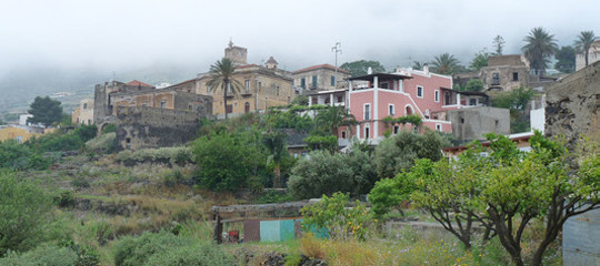 Terremoto Romagna Eolie