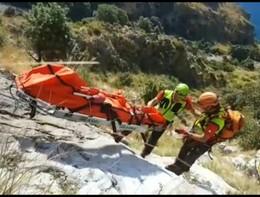 Recuperato il corpo dell'escursionista francese Simon Gautier