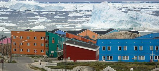 ghiacciai groenlandia