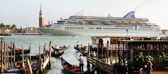 grandi navi insecti alloctoni venezia