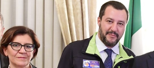 open arms migranti salvini trenta