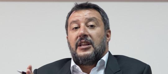 Lega SalviniMattarellatradimento