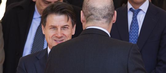 Zingaretti Conte governo