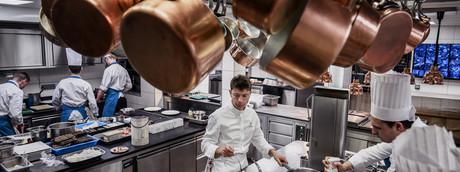 La vita folle degli chef