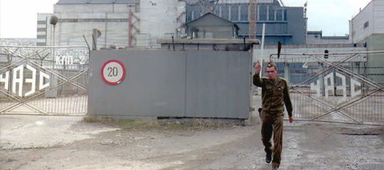 documenti sovietici chernobyl