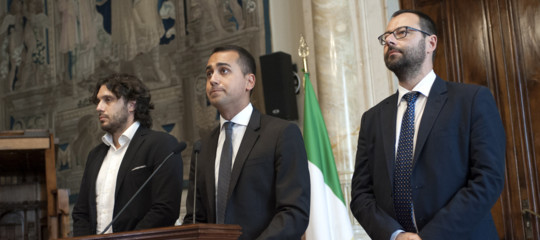 Governo 20 punti M5s