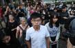 hong kong leader arresti