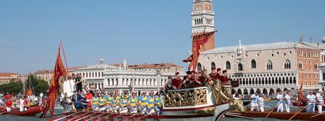 Ladisparità di genere nei premi della regata storica di Venezia