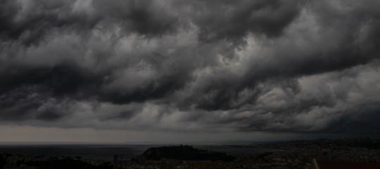 alluvioni tornado clima mediterraneo