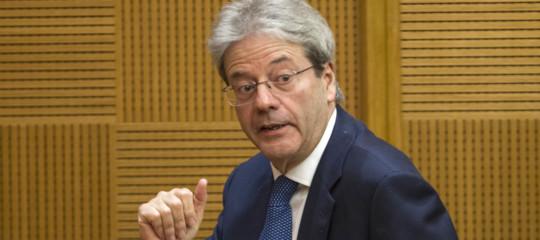 gentiloni candidato commissione europea