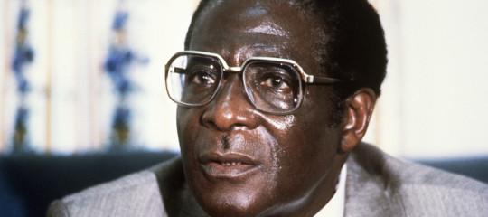 mugabe morto zimbabwe