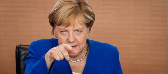 crisi germania conseguenze italia europa