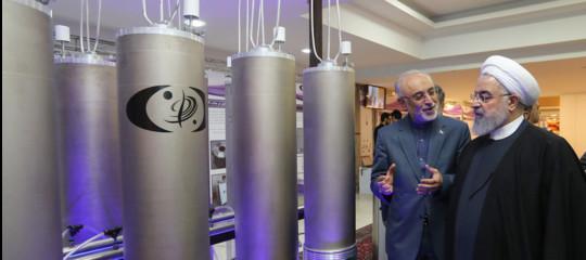 iran programma nucleare minaccia