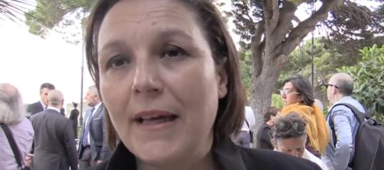 Perché la deputata e testimone di giustizia Piera Aiello ha denunciato  Bonafede e Salvini
