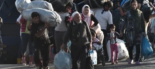 ondata migranti turchia
