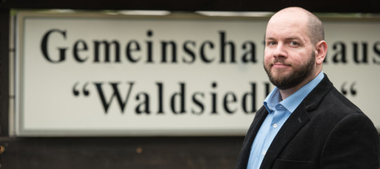sindaco neonazista eletto germania