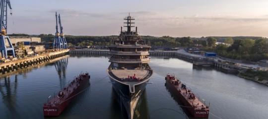 yacht piu grande mondo