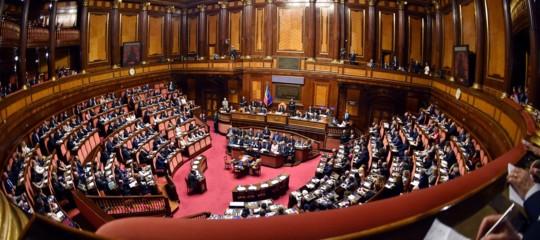 senato approva voto fiducia conte bis