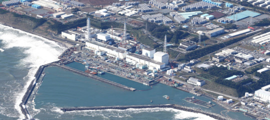 fukushima acqua radioattiva pacifico