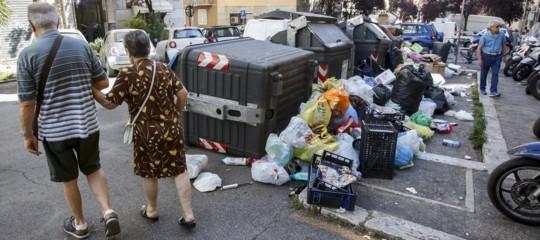 aumento tassa rifiuti tari citta