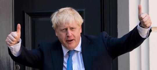 brexit sospensione parlamento scozia boris johnson