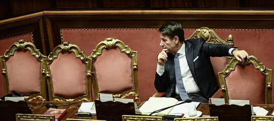 taglio parlamentari rinviato