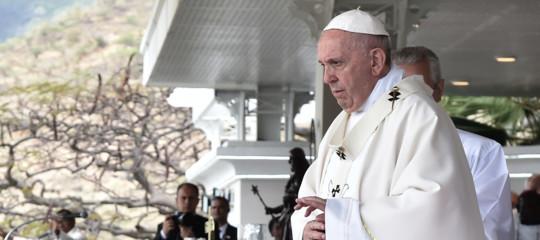 papa francesco scisma pedofilia