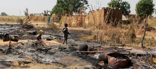 bambini arrestati boko haram nigeria