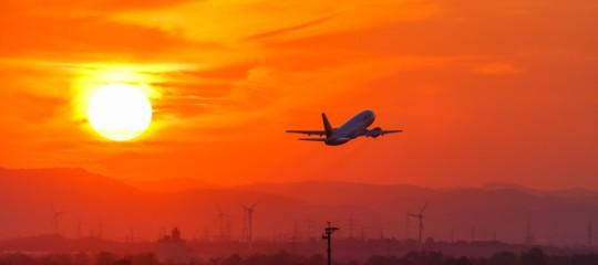 traffico aereo numeri