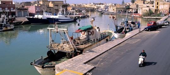 pescherecci mazara del vallo libia