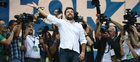 pontida Salvini carola traditori