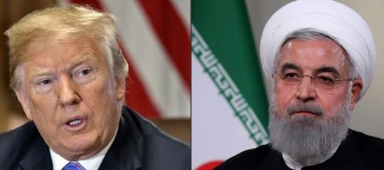 ultimearabia saudita iran attacco trump