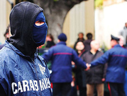 Blitz dei carabinieri del Roscontro la Sacra corona unita: 22 arresti a Lecce