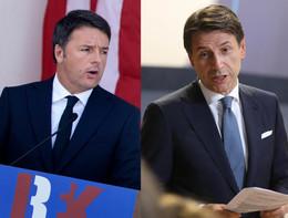 """""""Singolare la scelta dei tempi"""", avrebbe detto Conte dell'uscita di Renzi dal Pd"""