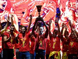 Così la Spagna ha festeggiato la vittoria ai mondiali di basket