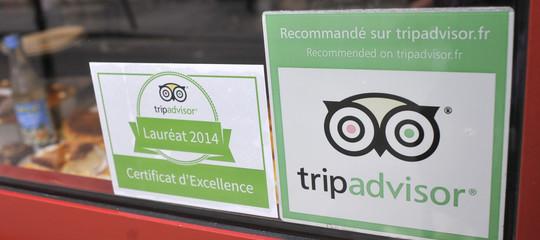 tripadvisor recensioni false