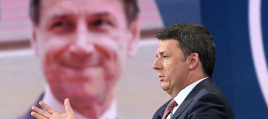 renzi italia viva gruppi parlamentari