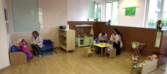 Perché in Italia gli asili nido aziendali sono così pochi