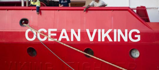 ocean viking migranti nuovo salvataggio