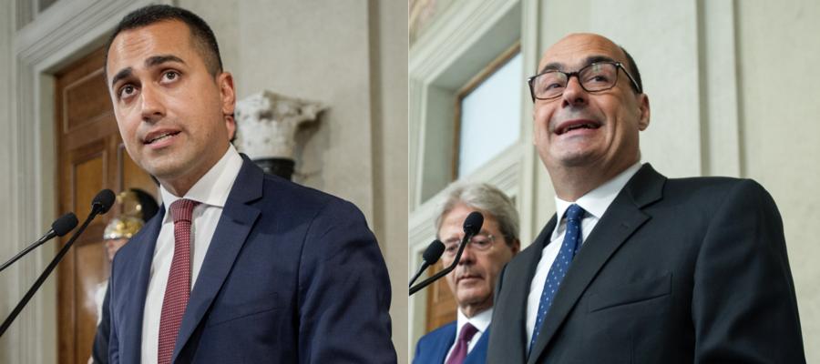 In Umbria il nome fatto da Di Maio per le regionali non convince per niente i dem