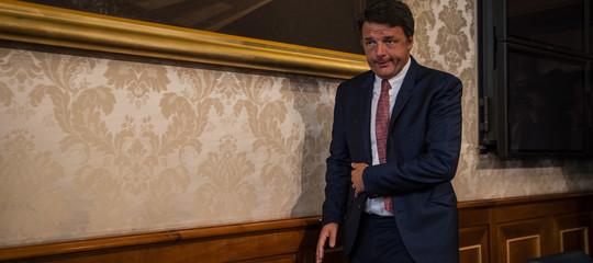 scissione pd italia viva sondaggio