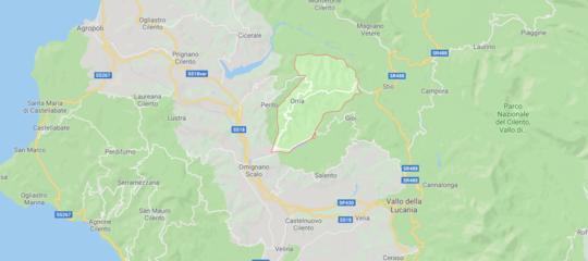 Terremoto: scossa di 4,3 nel salernitano