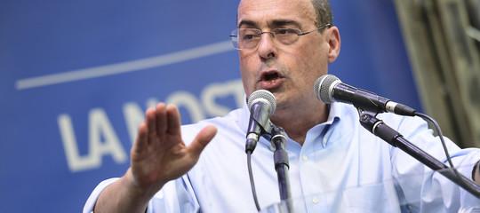 Governo: Zingaretti, spirito nuovo, ricreare fiducia nel Paese